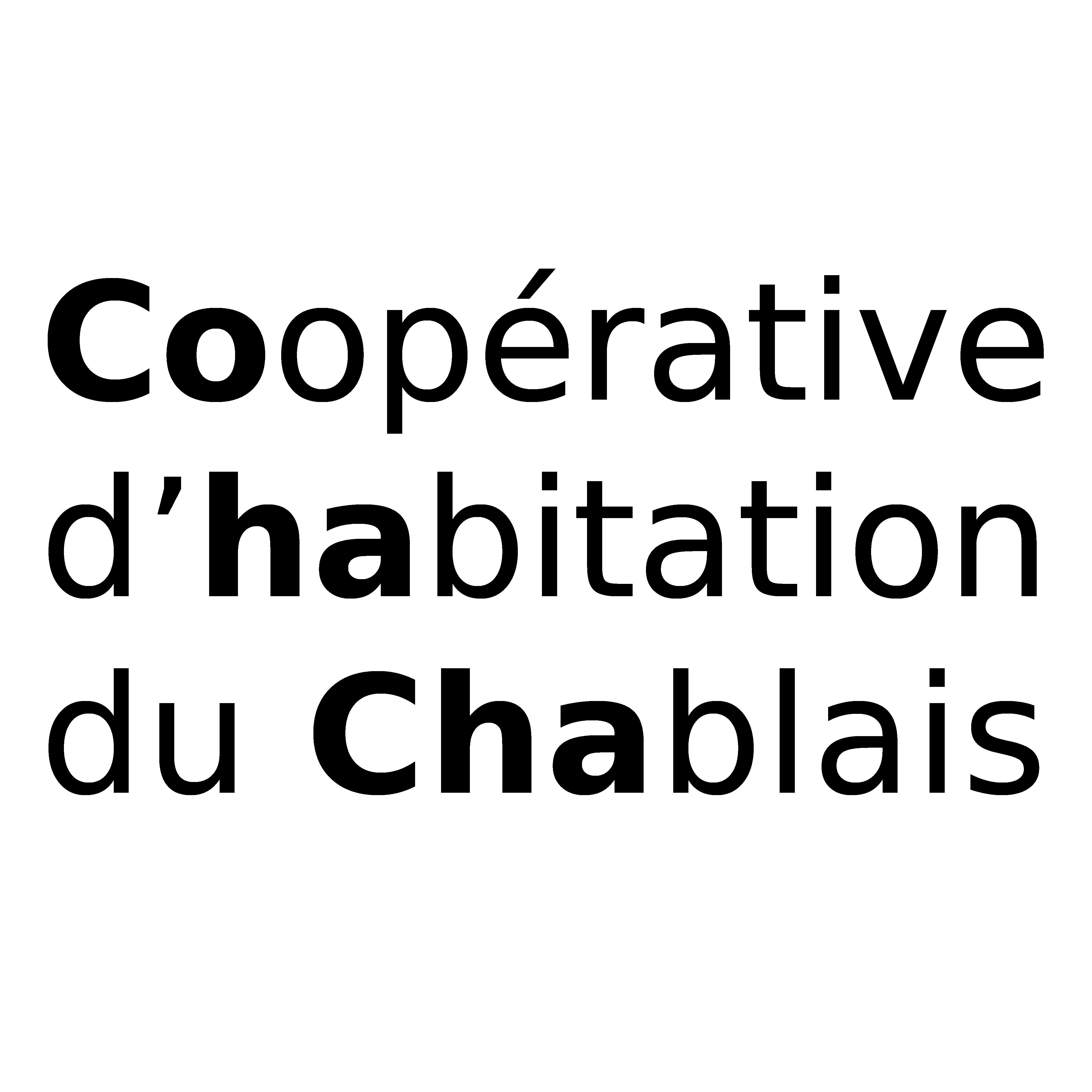 Coopérative d'habitation du Chablais